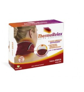 Thermorelax Fascia Collo + 4 ricariche