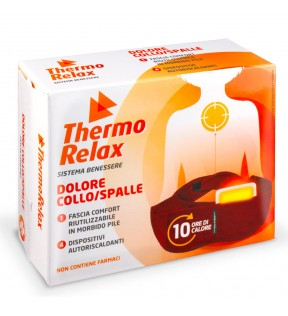 Thermorelax Fascia Collo/Spalle + 4 ricariche