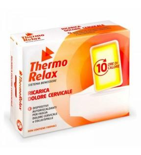 ThermoRelax Ricariche per la fascia cervicale e fascia collo/spalle 6pz