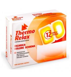 ThermoRelax Ricariche per la fascia lombare 6pz