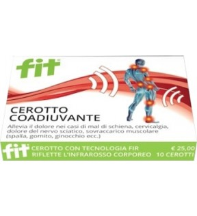 Cerotto Coadiuvante tecnologia FIR